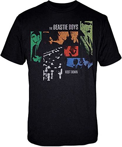Beastie Boys Root Down Tee T Shirt T-Shirt official Merchandise Merch S M L XL