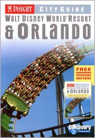 Insight Guides 137766 Walt Disney World Resort And Orlando Insight City Guide