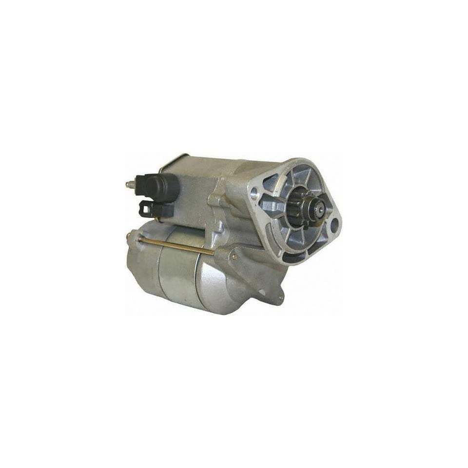 96 00 PLYMOUTH GRAND VOYAGER STARTER VAN, 2.4L(146) L4, NDenso Gear Reduction (1996 96 1997 97 1998 98 1999 99 2000 00) USSTR 8054 n/a