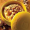 Gourmet Village Bistro Collection Brie Baker - Yellow