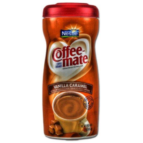 Nestle Coffee-Mate Coffee Creamer Vanilla Caramel Powder 15-oz