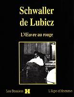 Dossier H : Schwaller de Lubicz