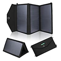Solar Charger Aoleca 20W Portable and Fo...