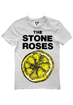The Stone Roses LP White T-Shirt (small)