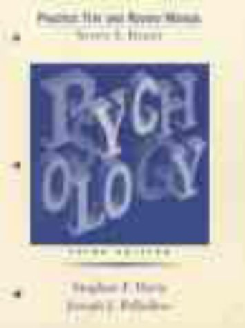 Psychology: Practice Test and Review Manual