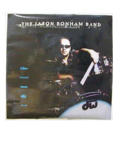 Jason Bonham Band Poster 2-Sided Led Zeppelin John Son