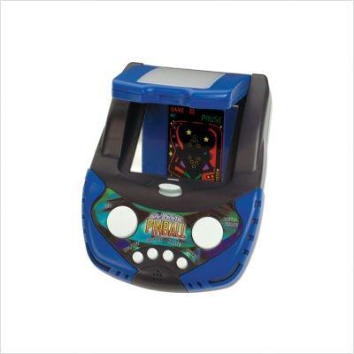 Pinball Classic Pinball Excalibur Hand Held Mini Arcade - 1