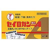 【第2類医薬品】セイロガン糖衣A 48錠