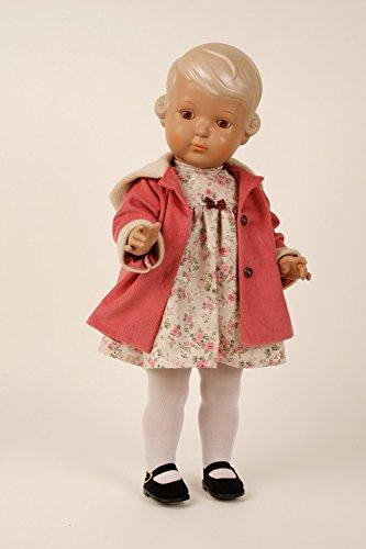 Puppe Inge mit festen Glasaugen 8856352 v. Schildkröt