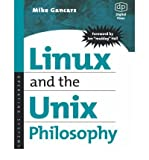 img - for [(Linux and the UNIX Philosophy )] [Author: Mike Gancarz] [Aug-2003] book / textbook / text book