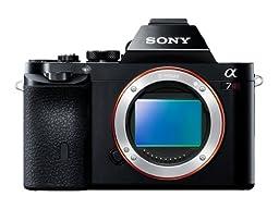 Sony 7R [body] ILCE-7R / digital SLR - International Version (No Warranty)