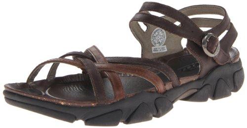 Keen Women'S Naples Sandal,Cascade/Shitake,7.5 M Us front-963658