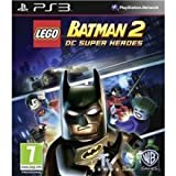 Lego Batman 2 DC Super Heroes Game PS3