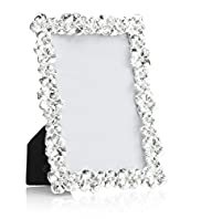Metal Floral Photo Frame 10 x 15cm (4 x 6