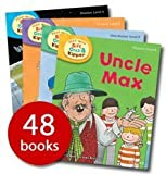 Oxford Read at Home Biff, Chip and Kipper Complete Phonics Collection - Levels 1-6 (Set of 48 Books) Roderick Hunt and Alex Brychta