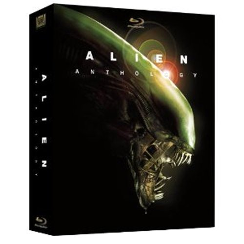 Cover art for  Alien Anthology [Blu-ray]