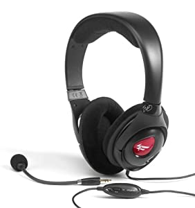 Creative Fatal1ty Pro Series HS-800 Gaming Headset schwarz [Amazon Frustfreie Verpackung]