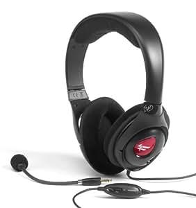 Creative Fatal1ty Pro Series HS-800 Gaming Headset schwarz [Amazon Frustfreie Verpackung]
