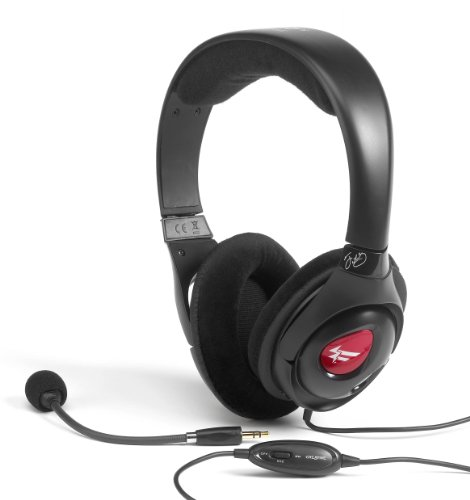Creative HS 800 Fatal1ty Gamer – Casque Micro Gaming Filaire – Noir