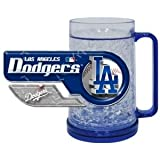 Los Angeles Dodgers Crystal Freezer Mug