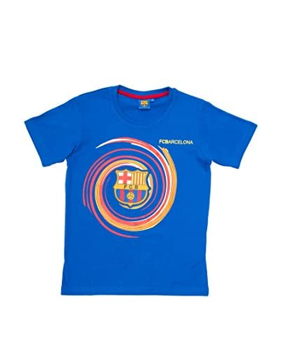 MADNESS Camiseta Manga Corta F.C.Barcelona