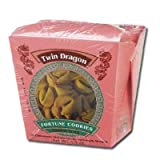 Twin Dragon Fortune Cookies - Product of U.S.A.