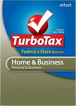 TurboTax Home & Business Federal + E-file + State 2011 for Mac [Download] [Old Version]