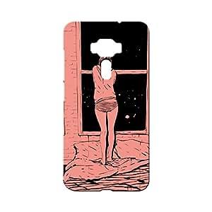 BLUEDIO Designer Printed Back case cover for Asus Zenfone 3 (ZE552KL) 5.5 Inch - G3899