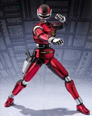 S.H.Figuarts - Space Sheriff Sharivan