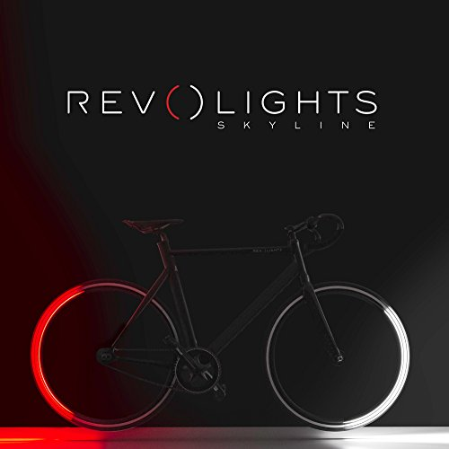 Revolights Skyline Bicycle Lighting System, 700c/27-Inch