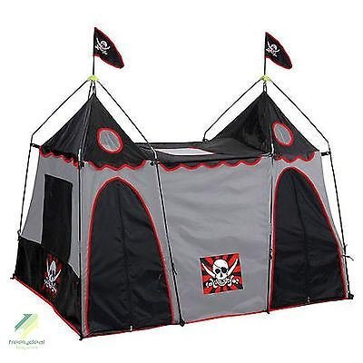 Kids Play Tent Childrens Party Indoor Outdoor Fun Portable Playhouse Castle