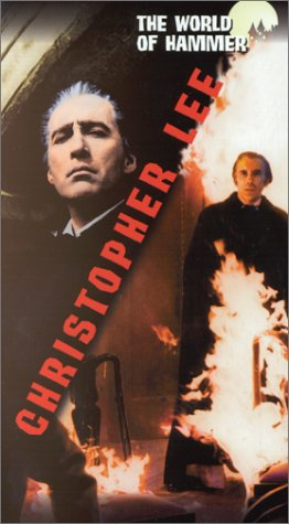 World of Hammer: Christopher Lee [VHS] [Import]