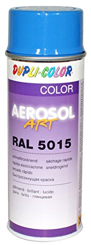 dupli color 722578 aerosol art ral 5015 gl nzend 400 ml. Black Bedroom Furniture Sets. Home Design Ideas