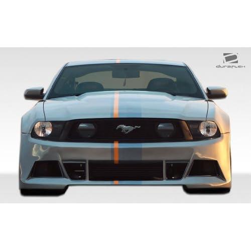 2010 2012 Ford Mustang Duraflex Tjin Edition Front Bumper   1 Piece