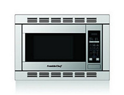 Rv Trailer Camper Convection Microwave 1.0 Cu.Ft. Stainless W/Trim Fr187S-Con