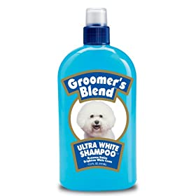 Synergy Groomer's Blend Ultra White Shampoo, 17.3 Ounce