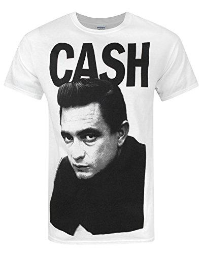 Uomo - Official - Johnny Cash - T-Shirt (S)