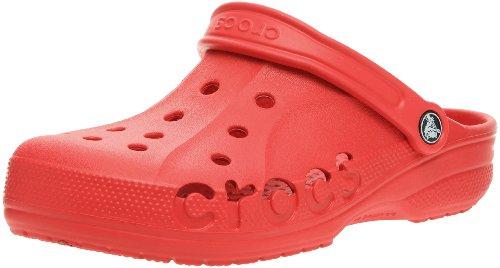[クロックス] crocs Baya 10126-610-250 red (red/M9/W11/27cm)
