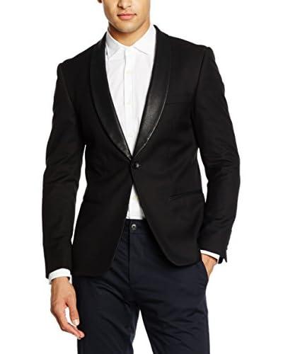 Antony Morato Blazer Uomo Super Slim  [Nero]