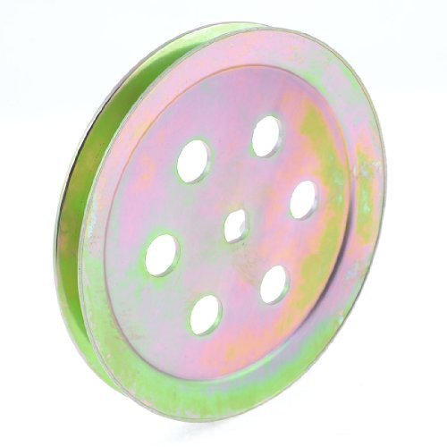 Magentoo(TM) Washer Washing Machine Clutch 126mm OD Metal Belt Pulley