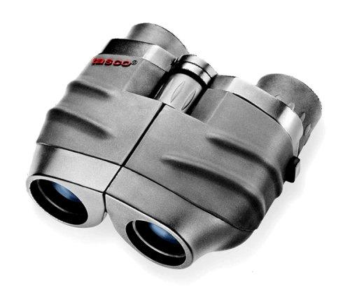 Tasco Essentials 8-24X25 Porro-Prism Compact Zoom Binoculars