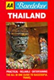 img - for Baedeker's Thailand (AA Baedeker's) book / textbook / text book
