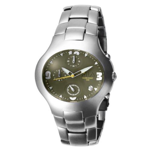 Fila Men's 313-01 3 Hands Formula Chrono Watch