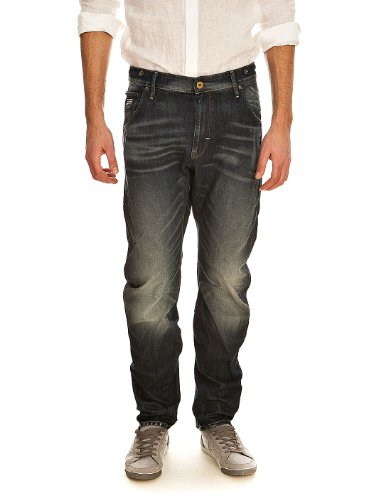 Jeans Arc 3D loose Tapered Braces medium aged G-Star W38 L32 Men's