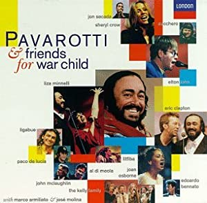Pavarotti & Friends for War Child