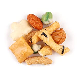 Asian Snack Mix 4 Lb Bagbox Each from Angelina's Gourmet