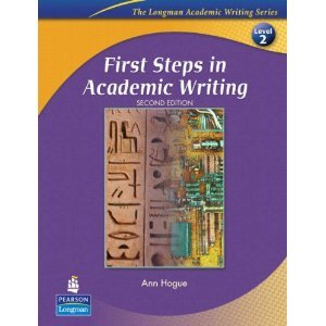 first steps in academic writing 2nd edition pdf