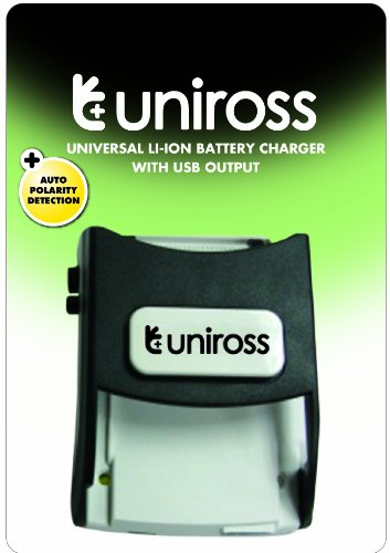 Uniross-Universal-Li-ion-Battery-Charger-(With-USB-output)