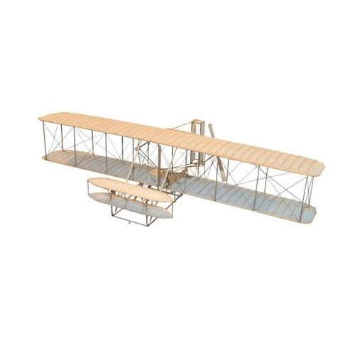 Guillow's 1903 Wright Brother Flyer Laser Cut Model Kit: