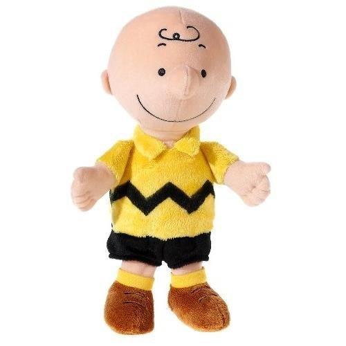 Peluche Charlie Brown 20 cm - Pupazzo originale Peanuts